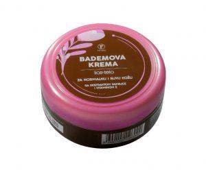 Бадемова крема