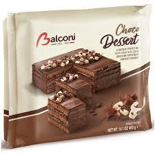 Balconi Choco Dessert