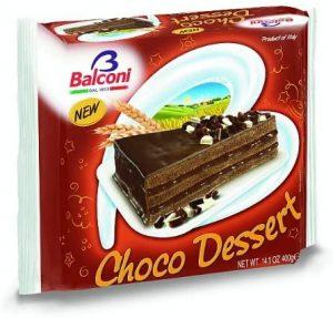 Balconi чоколадна торта