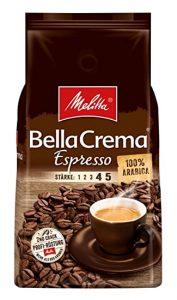 Мелита кафе еспресо Бела Крема 1000гр