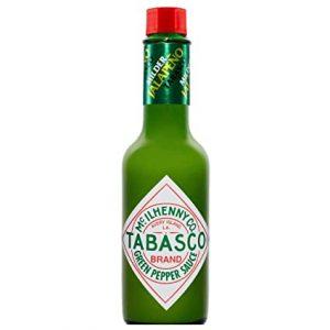 Табаско зелен сос
